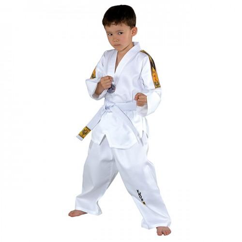 dobok costum taekwondo copii
