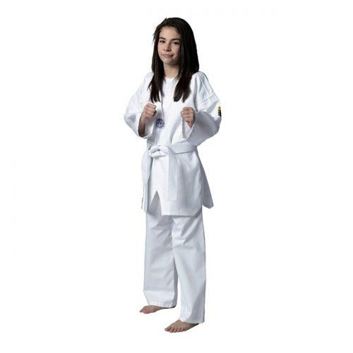 dobok taekwondo copii