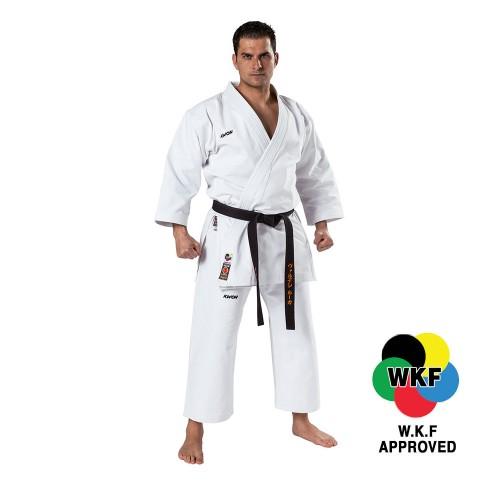 kimono karate WKF