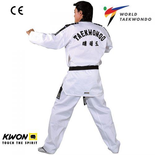 dobok taekwondo WT Kwon grand Victory competitie