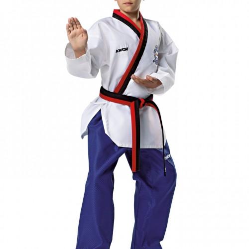 dobok taekwondo poomsae baieti