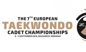 Campionatul European Taekwondo Cadeti 2016