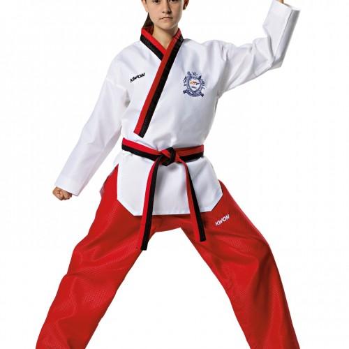 uniforma taekwondo Poomsae fete
