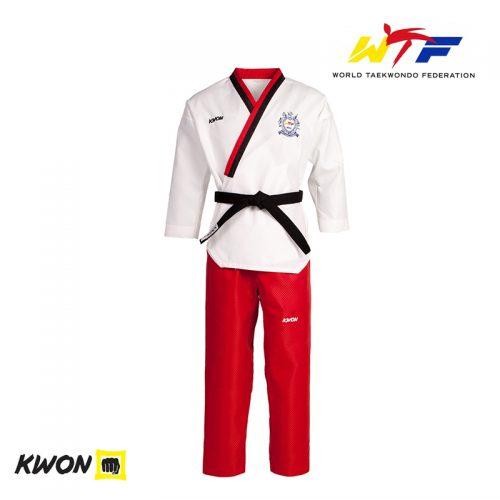 dobok taekwondo Poomsae fete