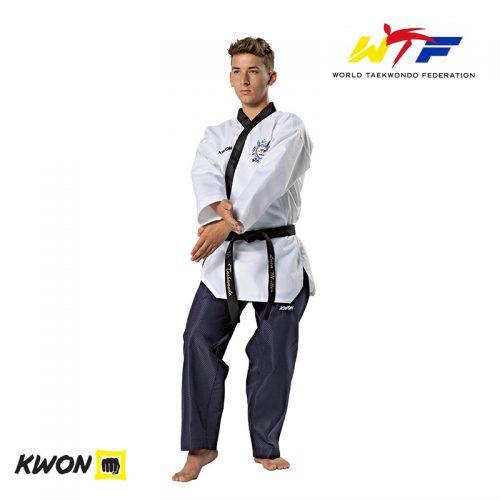 costum taekwondo Poomsae barbati