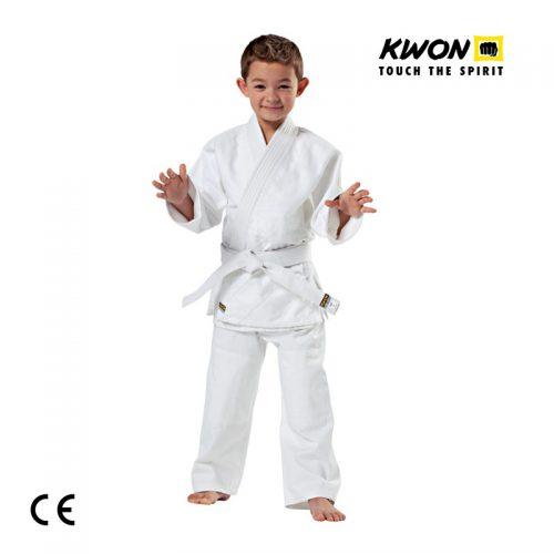 kimono judo Kwon 450 gr copii