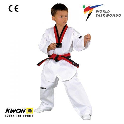 dobok taekwondo WT victory Poom copii