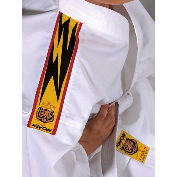 costum taekwondo Tiger