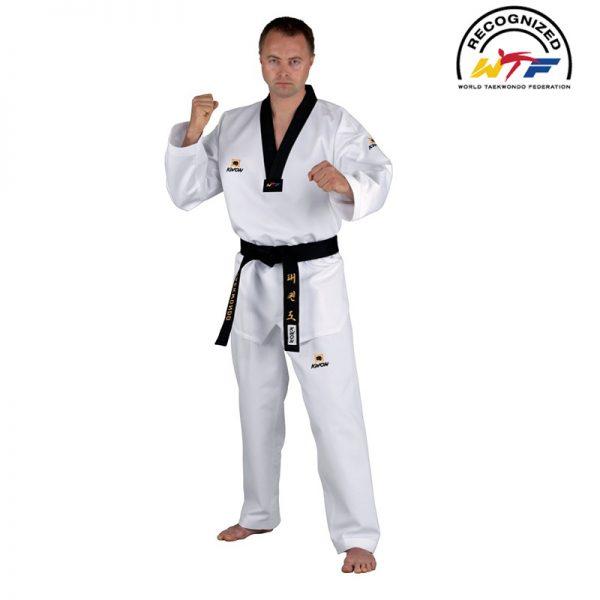 dobok taekwondo Kwon copetitie