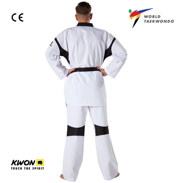 uniforma taekwondo WT Kwon competitie