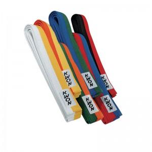 centura taekwondo albastru - rosu
