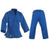 Kimono judo Danrho Kano J850 albastru pentru competitii