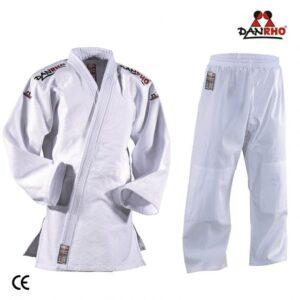 Kimono judo Clasic Danrho J650 alb